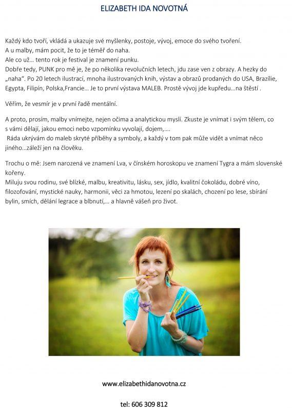 ELIZABETH IDA NOVOTNÁ