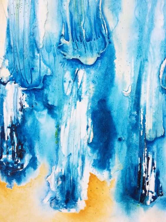 Vodopád - Waterfall